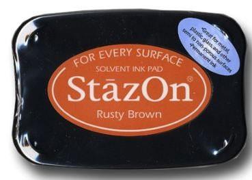 Carimbeira StazOn Tsukineko - Rusty Brown