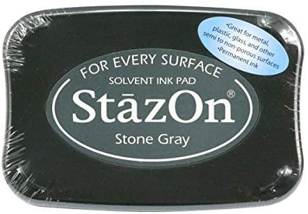 Carimbeira StazOn Tsukineko - Stone Gray