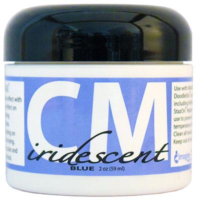 Creative Medium - Pasta Iridescente - Blue