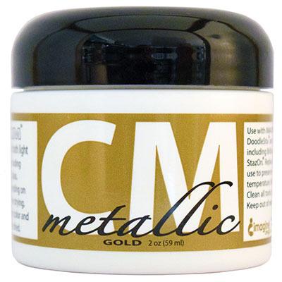 Creative Medium - Pasta Metalica - Gold