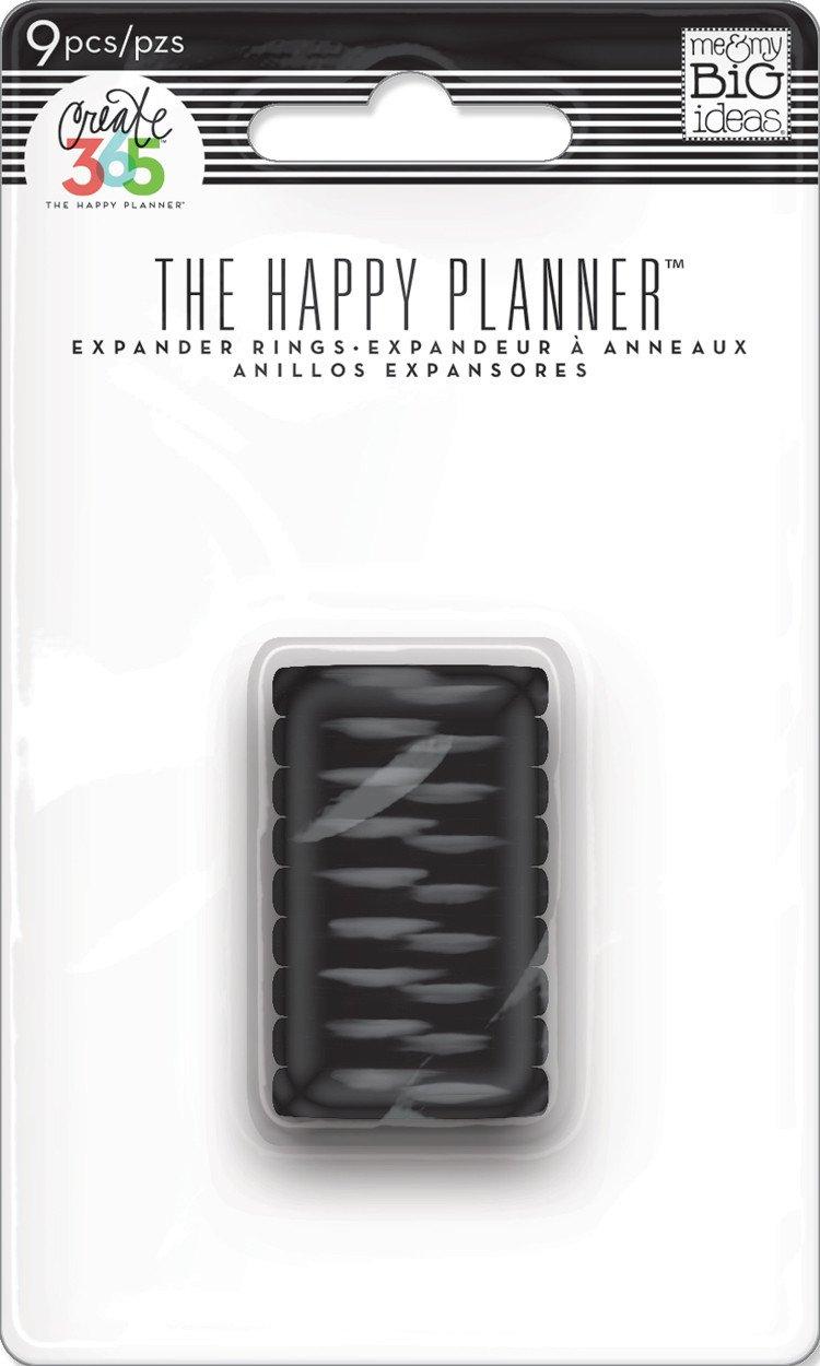 Discos Pequeno Preto - The Happy Planner - 11unidades