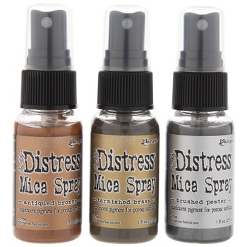 Distress Mica Spray