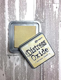 Distress Oxide - Tim Holtz - Antique Linen