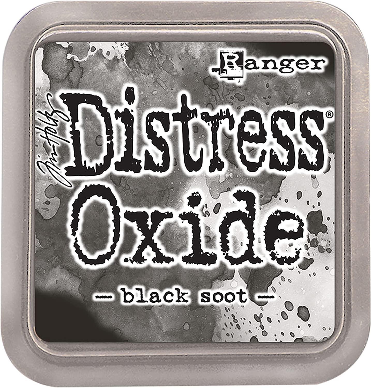 Distress Oxide - Tim Holtz - Black Soot