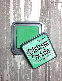 Distress Oxide - Tim Holtz - Cracked Pistachio
