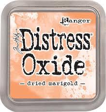 Distress Oxide - Tim Holtz - Dried Marigold