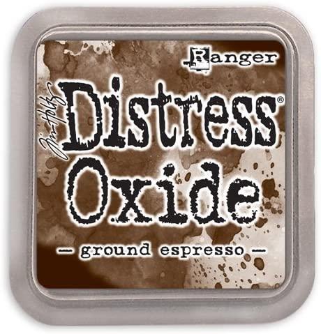 Distress Oxide - Tim Holtz - Ground Espresso