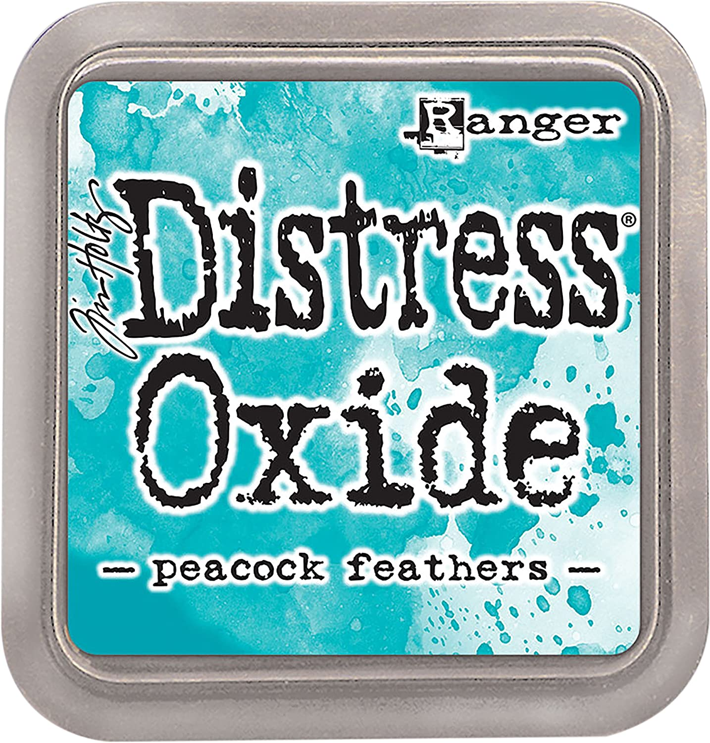Distress Oxide - Tim Holtz - Peacock Feathers