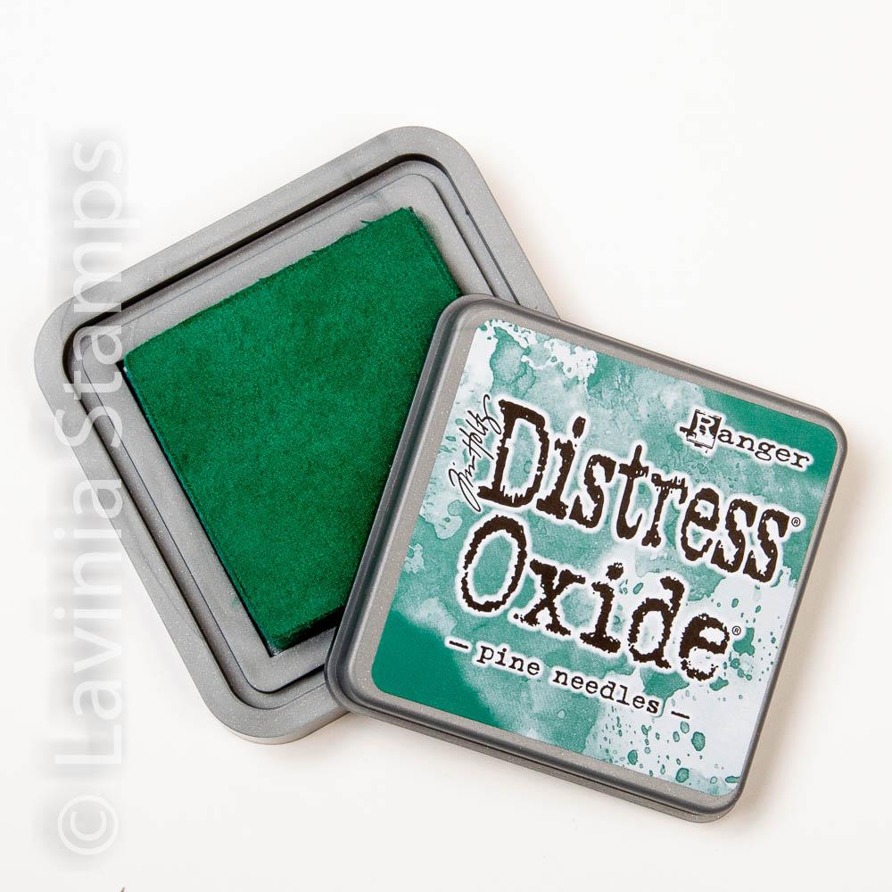 Distress Oxide - Tim Holtz -Pine Needles
