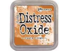 Distress Oxide - Tim Holtz - Rusty Hinge