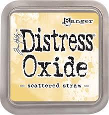 Distress Oxide - Tim Holtz - Scattered Straw