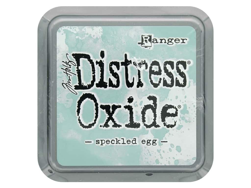 Distress Oxide - Tim Holtz - Speckled egg