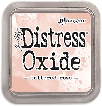 Distress Oxide - Tim Holtz - Tattered Rose