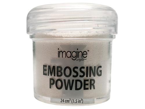 Embossing Powder - Imagine - Pó de Emboss Clear - Transparente
