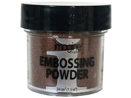 Embossing Powder - Imagine - Pó de Emboss Cooper - Cobre
