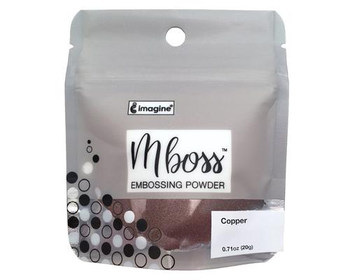 Embossing Powder - Mboss - Pó de Emboss Cooper