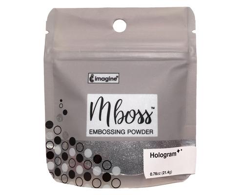 Embossing Powder - Mboss - Pó de Emboss Hologram
