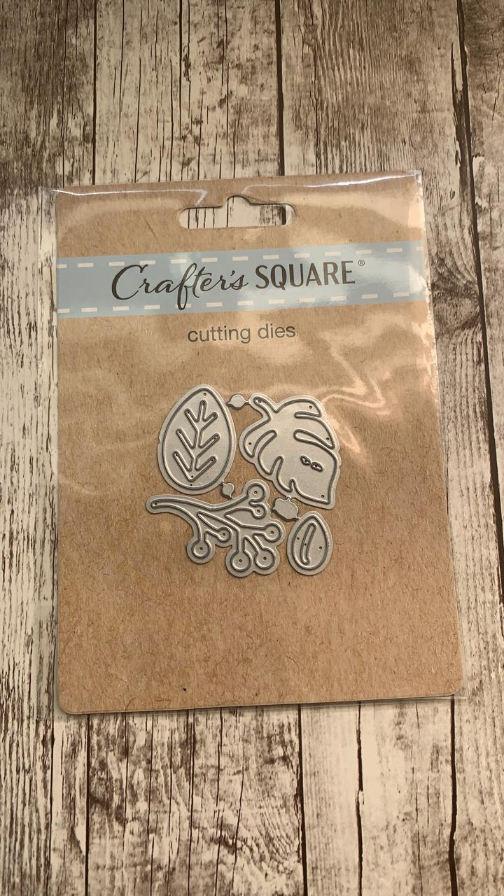 Faquinha Crafters Square -Folhas