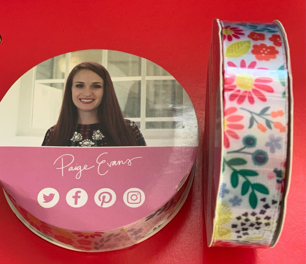 Fita/ Ribana- Floral - Paige Evans- American Crafts
