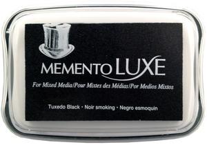 Memento Luxe - Tuxedo Black