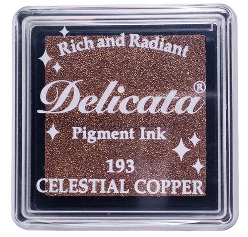 Mini Carimbeira Delicata -  Celestial Copper - Cobre