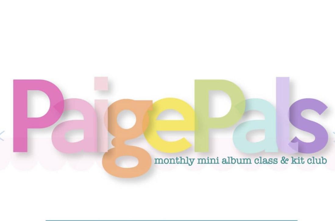 PaigePals - Curso Paige Evans - 1 Mini Álbum Aleatório