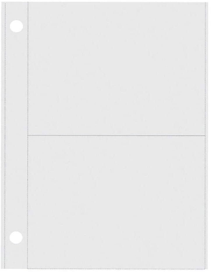 Plástico para Álbum Snap 3x4 3x4 Simple Stories - Pequeno Vertical 10 Unidades