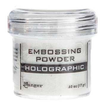 Pó de emboss Holográfico - Ranger - COD 1142652