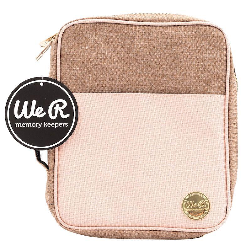 Pochete de Artesão - Lancheira - Crafter's carry pouch We R Memory Keepers