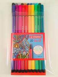 Stabilo - 20 Pen 68