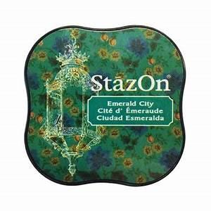 Carimbeira Stazon  Midi- Emerald City