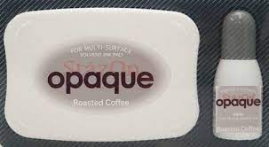 Stazon Opaque- Roasted Coffee