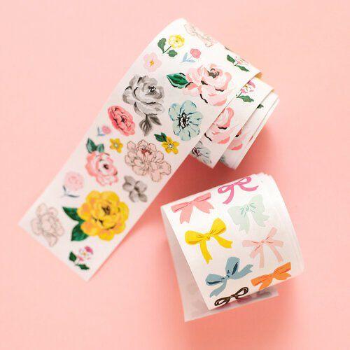 Adesivos Sticker Roll - Garden Party - Maggie Holmes