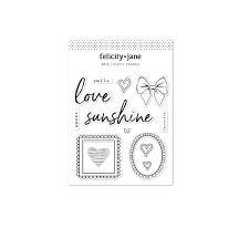 Stickers- Felicity Jane- Smile