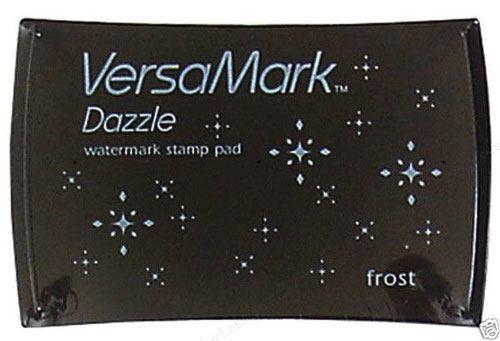 VersaMark Dazzle Frost - Emboss Perolado