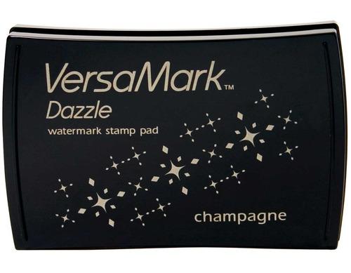 VersaMark Dazzle Champagne - Emboss