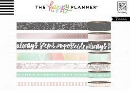 Washi Tape - Kelly Creates - The Happy Planner