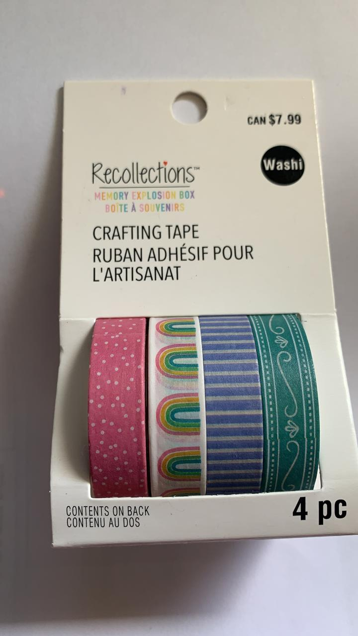 Washi Tape- Recollections