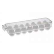 Organizador de ovos com tampa
