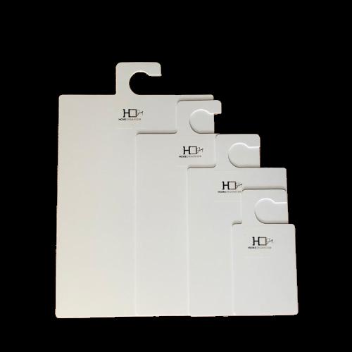 Kit de dobrar roupas com 4 moldes (2mm)