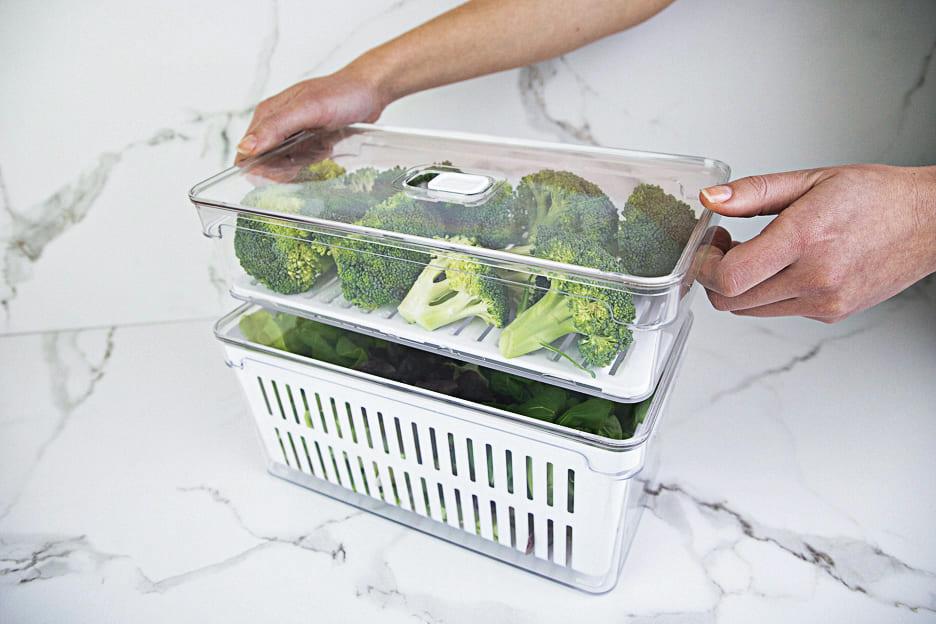 Organizador para geladeira  pequeno