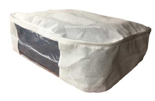 Organizador para mantas e cobertores  - G