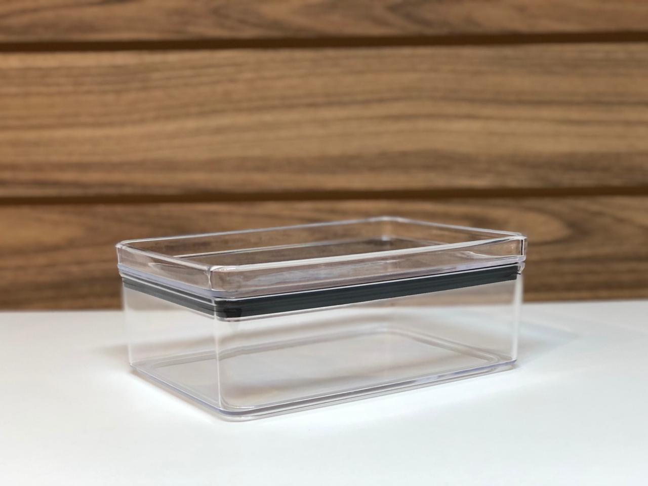 Porta frios transparente 770ml