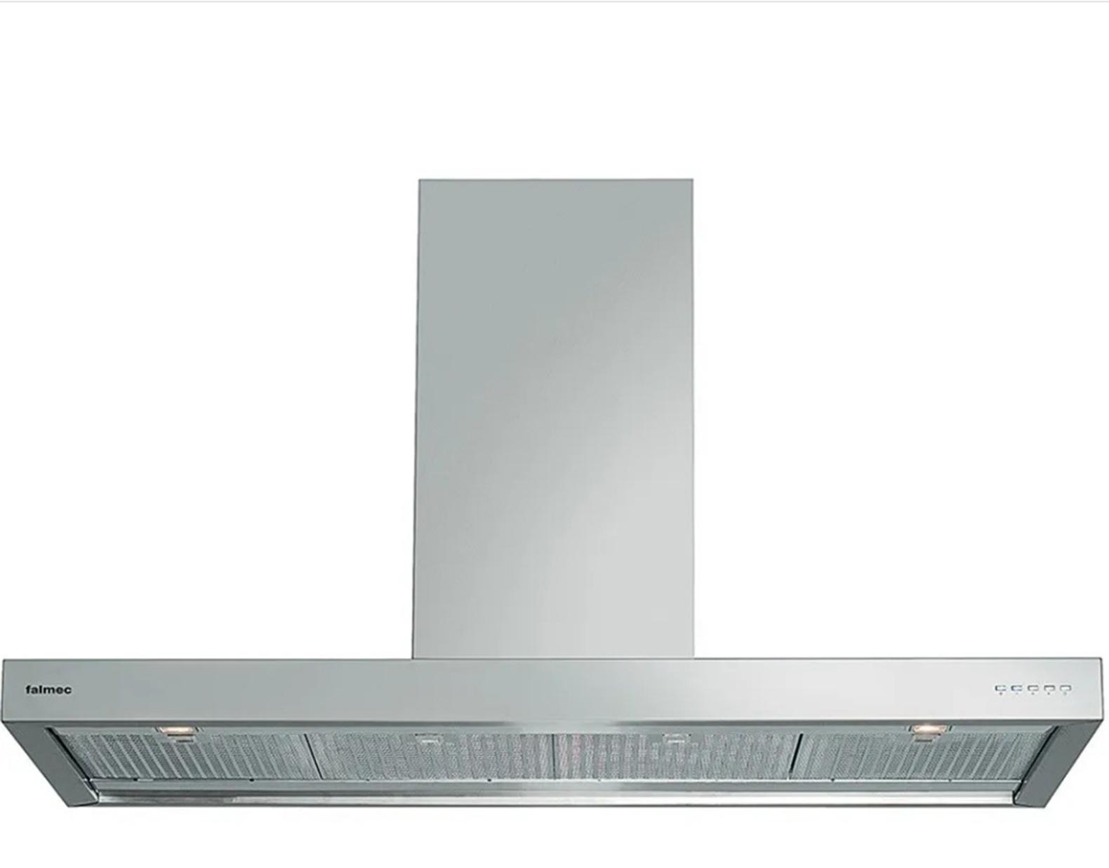 Coifa Apolo de parede 1,20cm inox 110V - Falmec