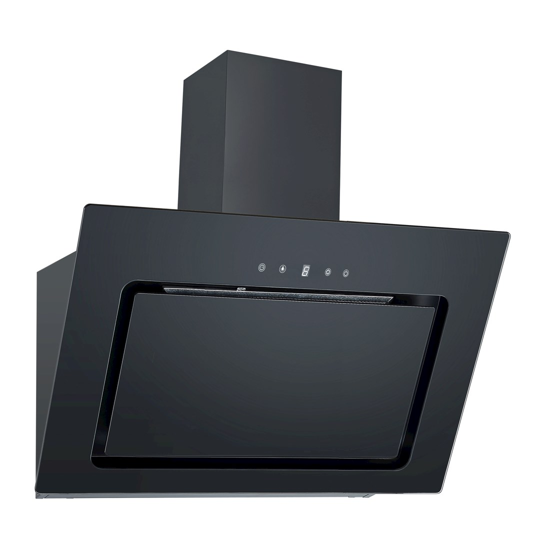 Coifa Elettromec Serata de Parede Inox e Vidro 90cm 220V
