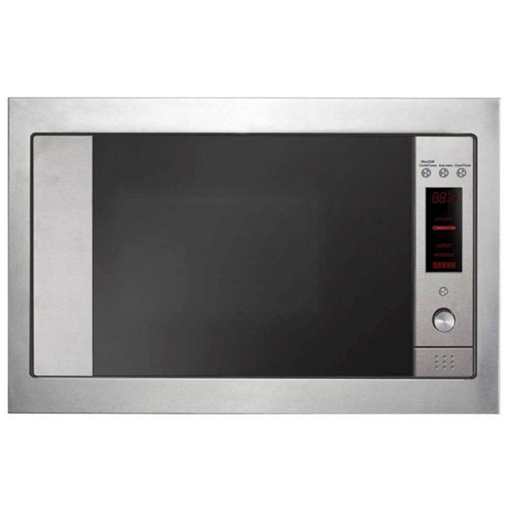 Forno Micro-ondas de Embutir Cuisinart Casual Cooking com Grill Elétrico Inox 55cm 31 Litros 220V