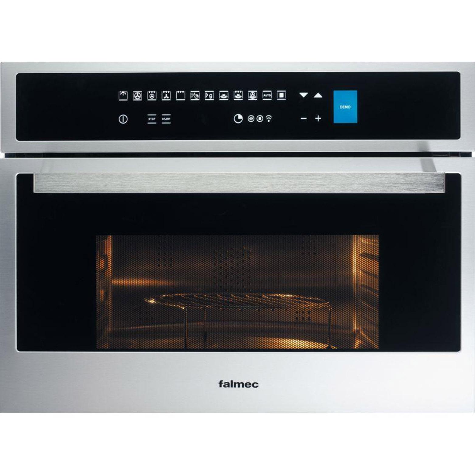 Forno Micro-ondas Gourmet 60cm inox 220V - Falmec