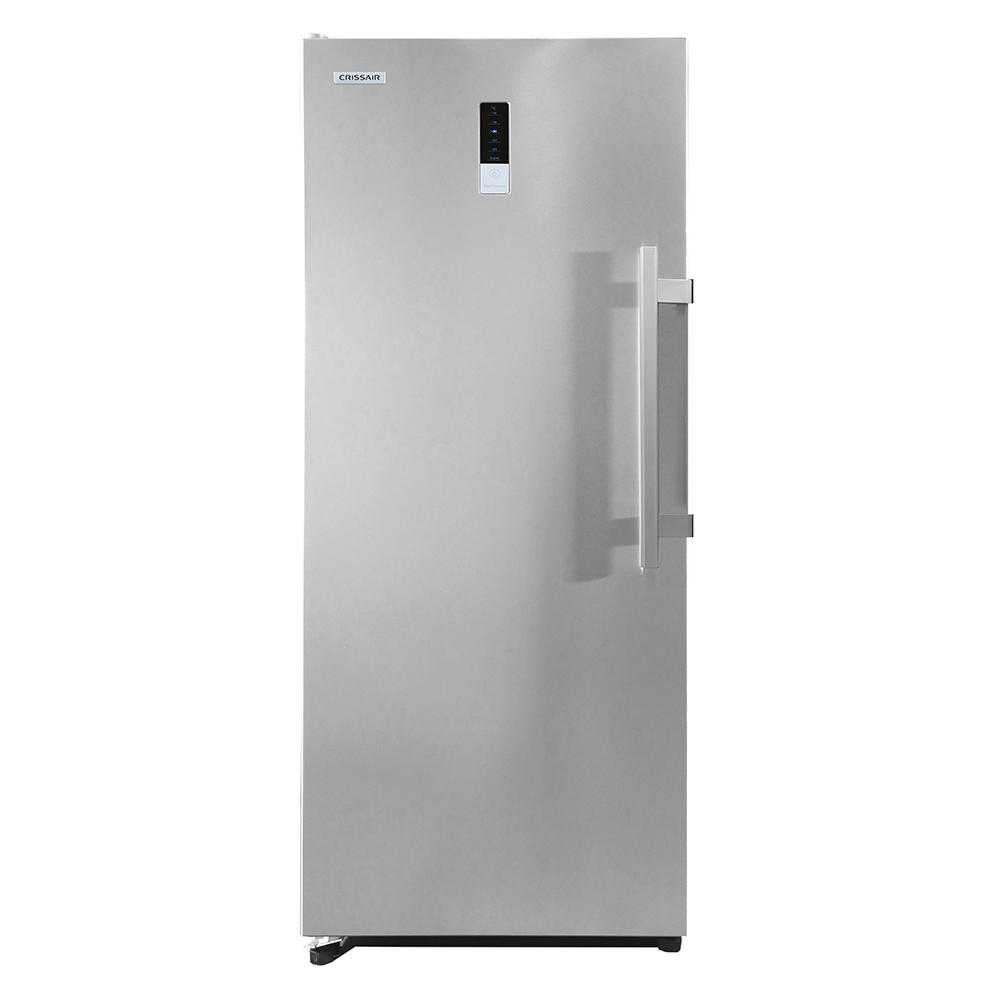 Freezer Crissair Twin-Set 260 Litros Inox 220V