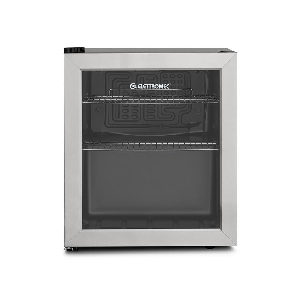 Frigobar Elettromec Inox 46 Litros 220V