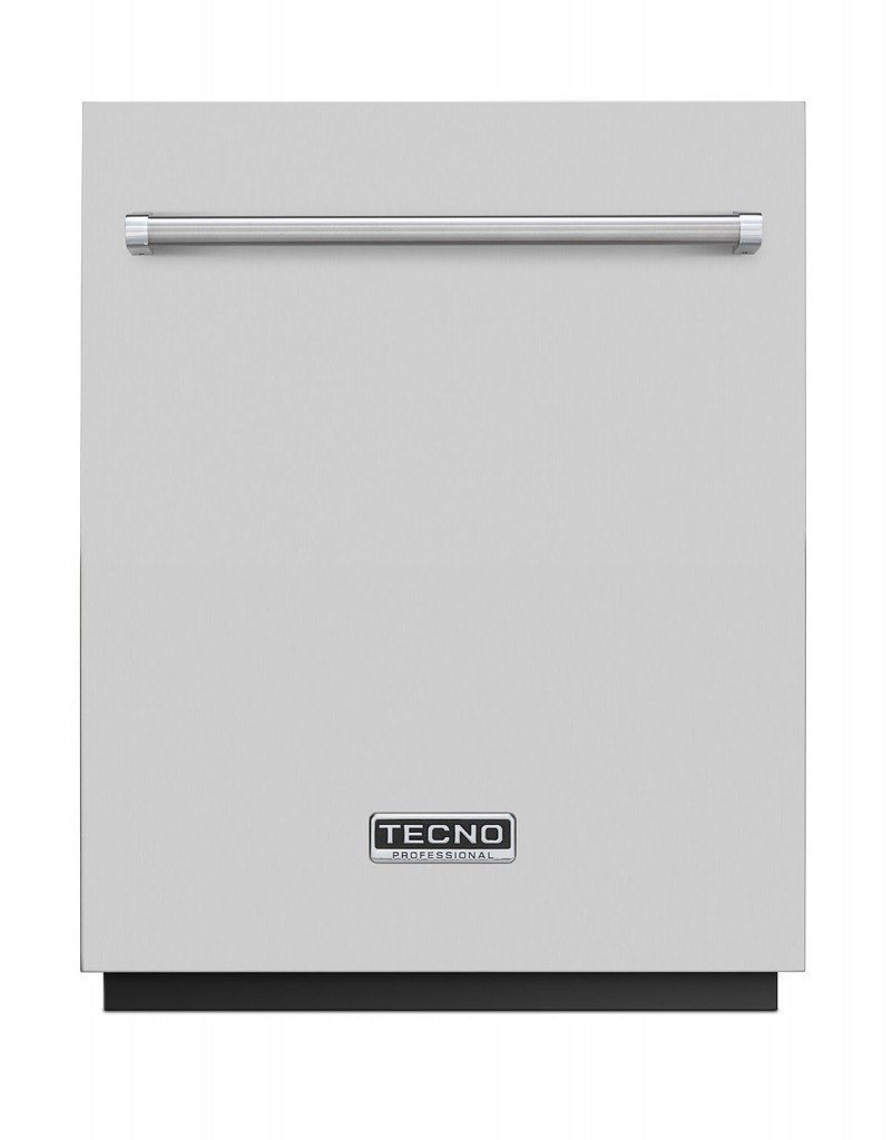 Lava-louça embutir com porta inox Professional 14 serviços 220V Lofra